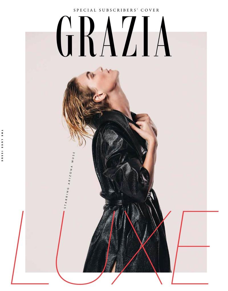 ARIZONA MUSE | GRAZIA LUXE