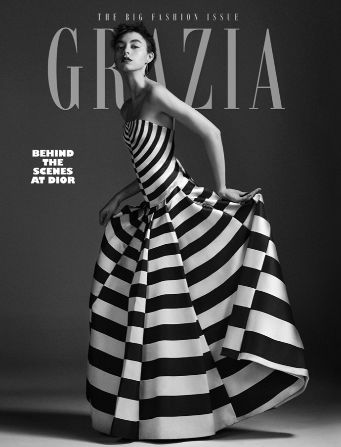 DIOR SPECIAL | GRAZIA BIG FASHION ISSUE