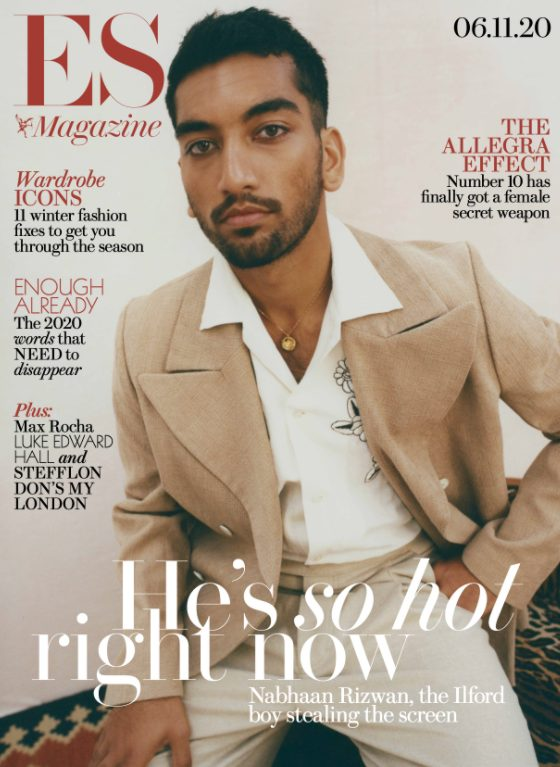 Nabhaan Rizwan | ES Magazine