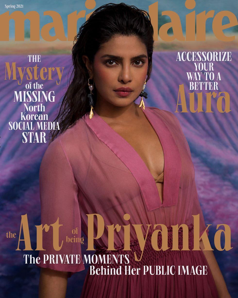 Priyanka Chopra Jonas | Marie Claire US