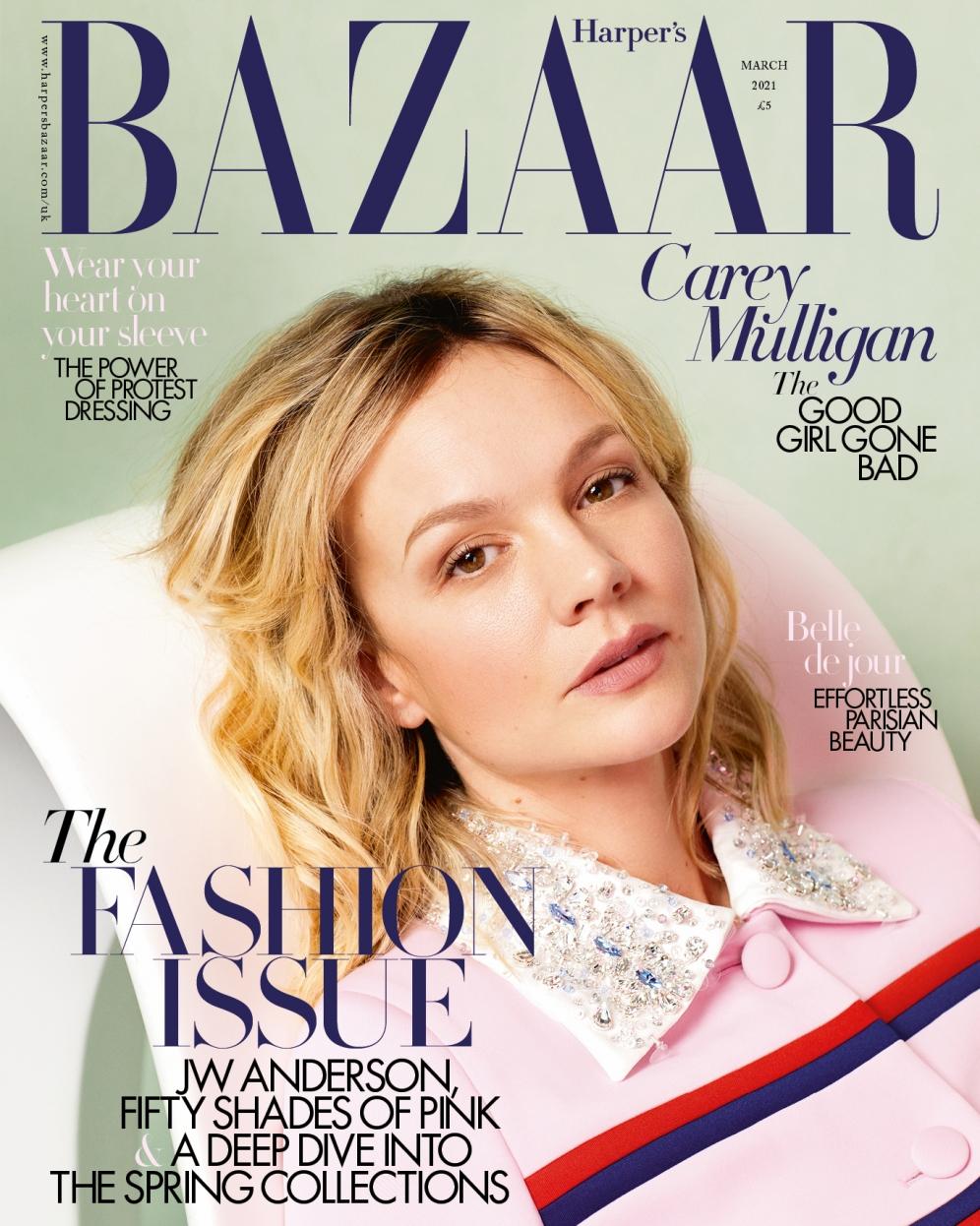 Carey Mulligan | Harpers Bazaar