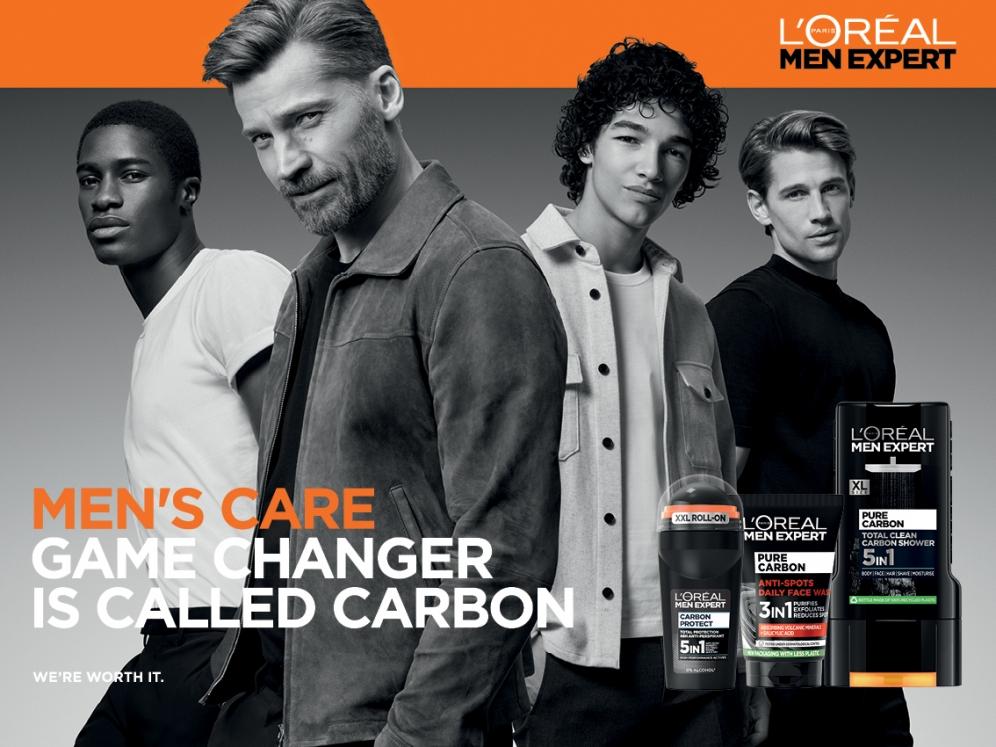 L'Oreal Men Expert | Pure Carbon