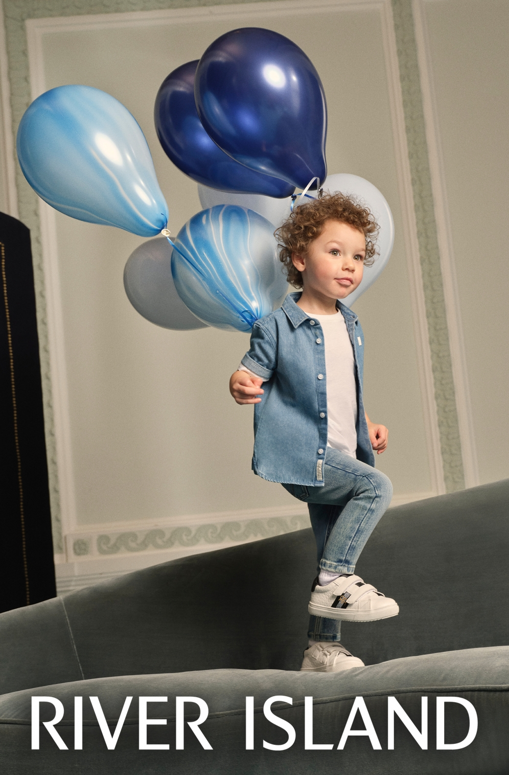 River Island Kids | Denim Spring 21