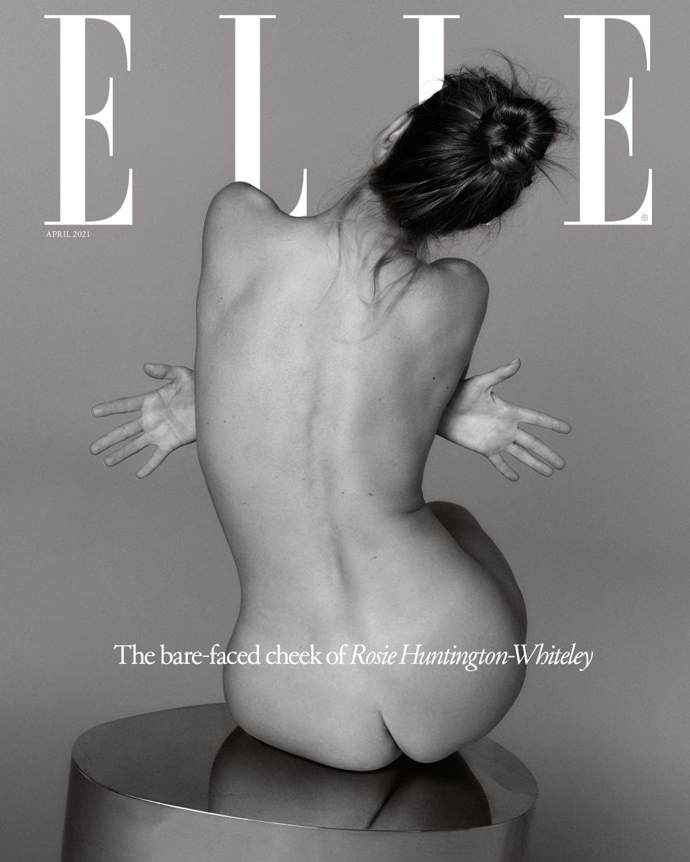 Rosie Huntington-Whiteley | Elle