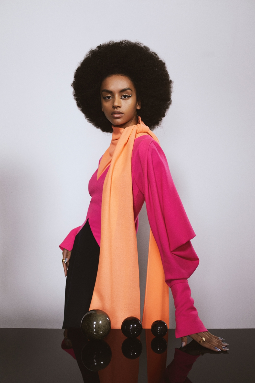 Crystal Clear | Harpers Bazaar Arabia