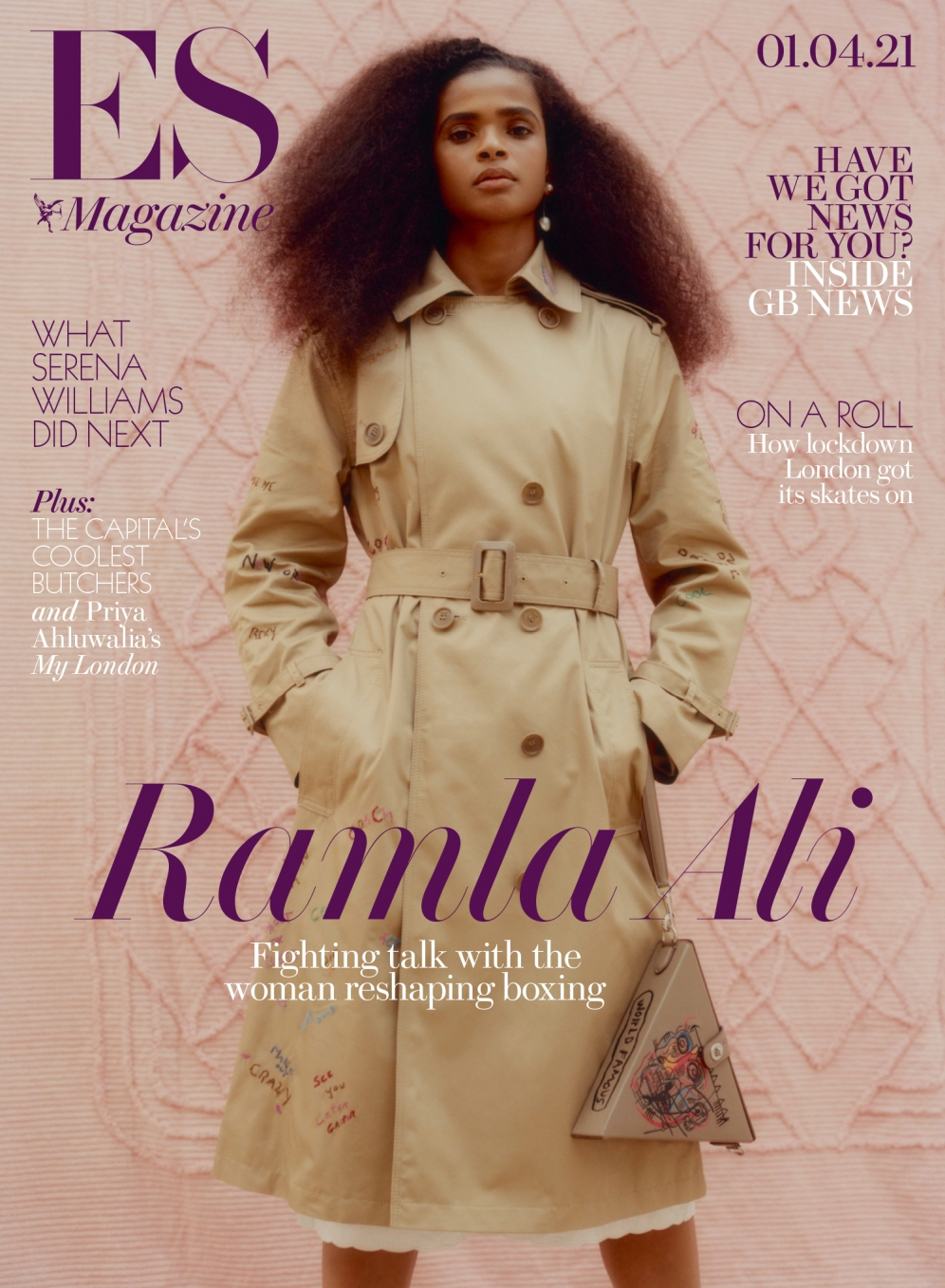Ramla Ali | ES Magazine