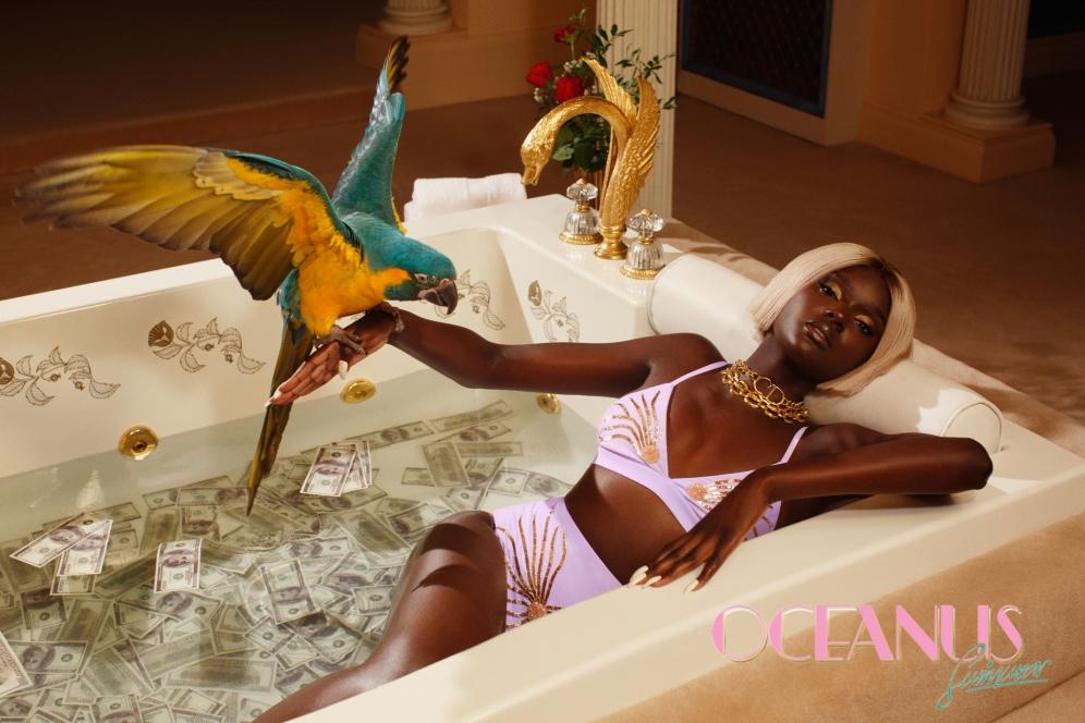 Duckie Thot | Oceanus SS21