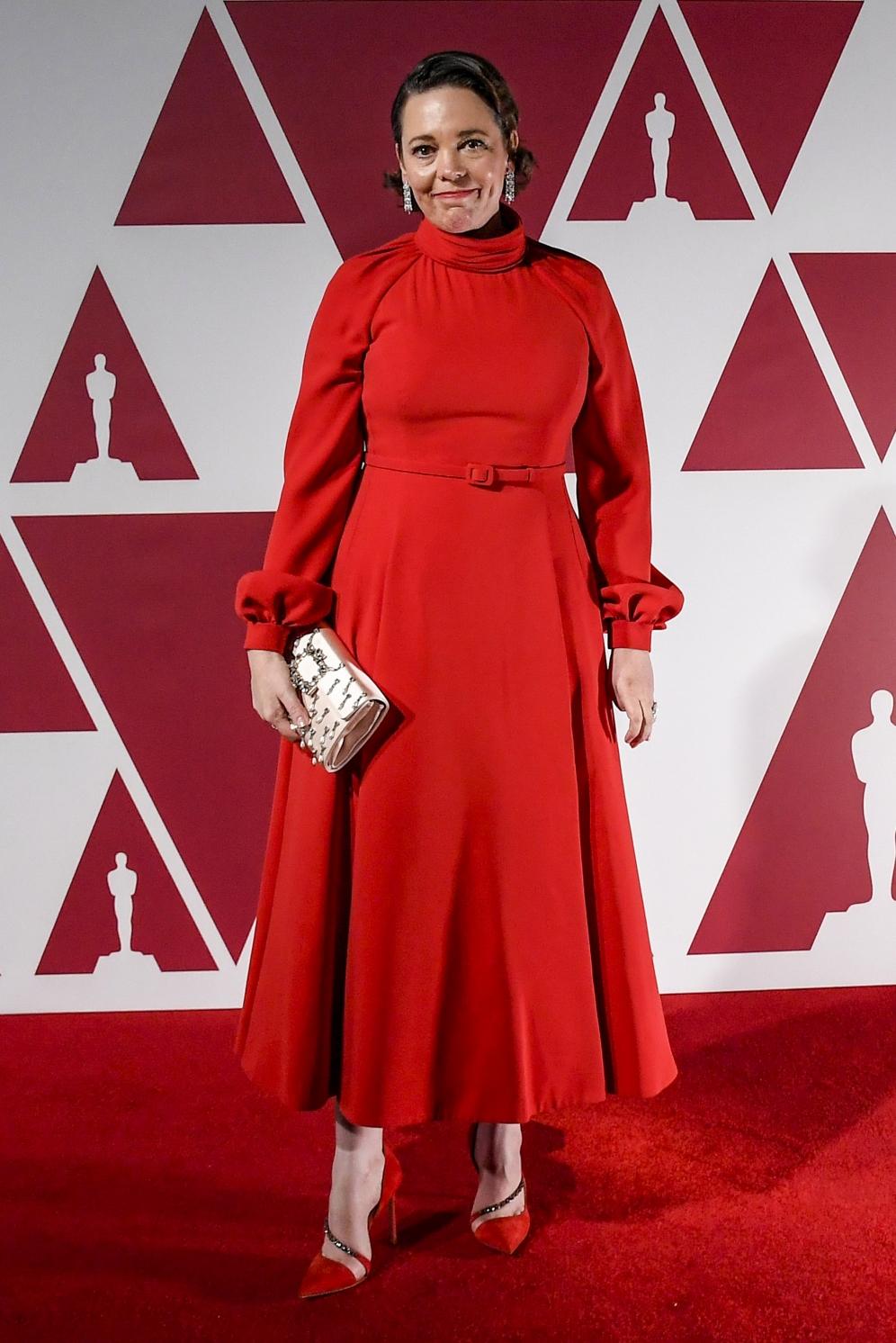 Olivia Colman   Oscars 2021