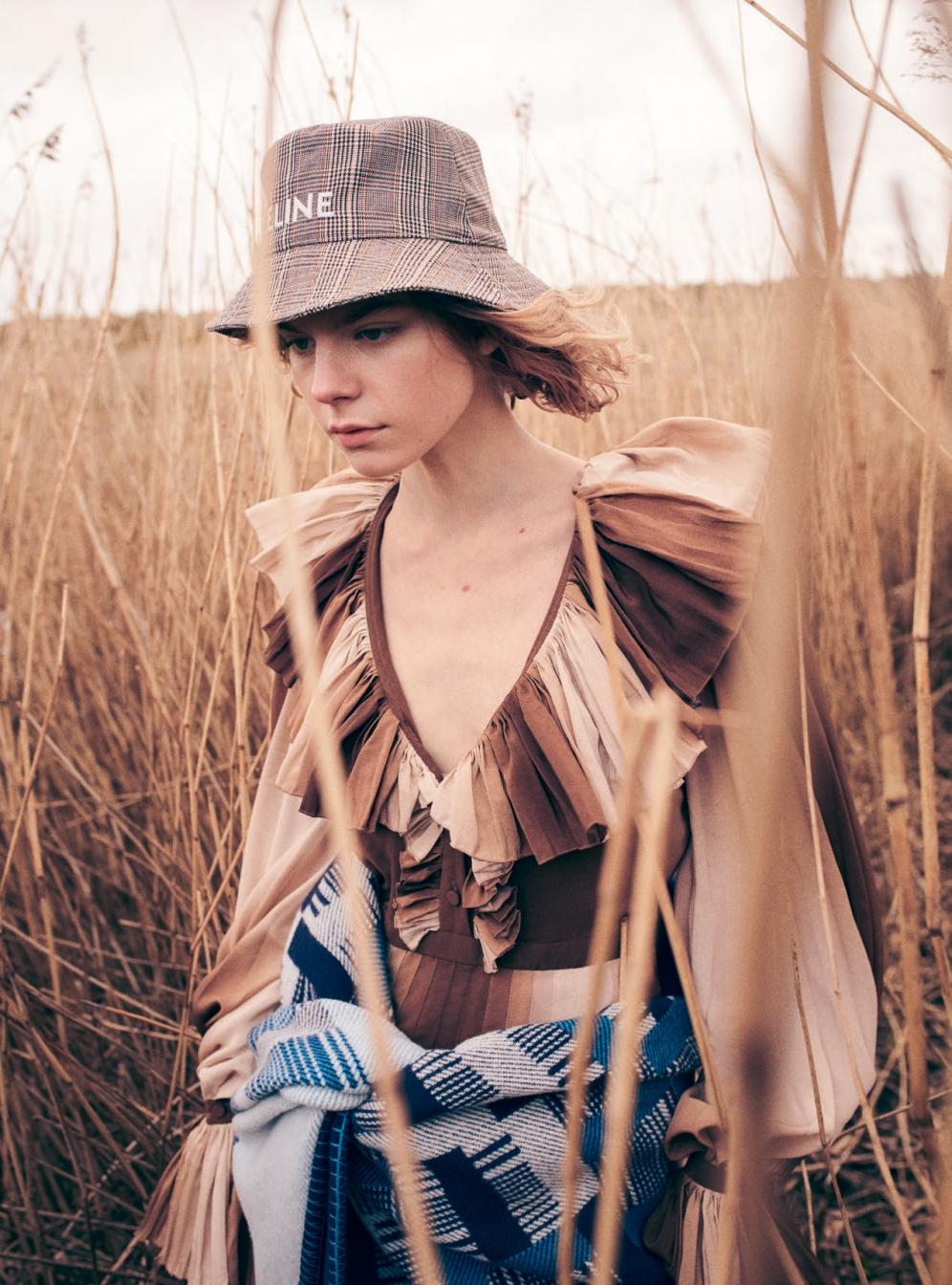 Wild & Free | Harpers Bazaar UK