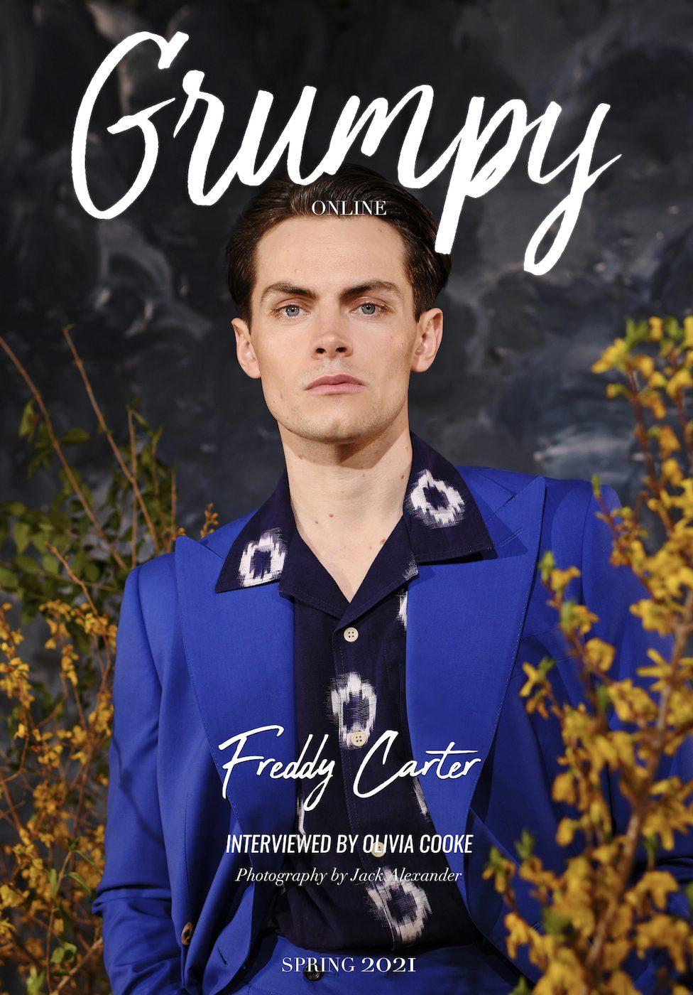 Freddy Carter | Grumpy Magazine