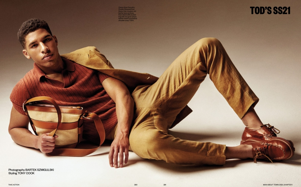Tod's SS21 | Man About Town