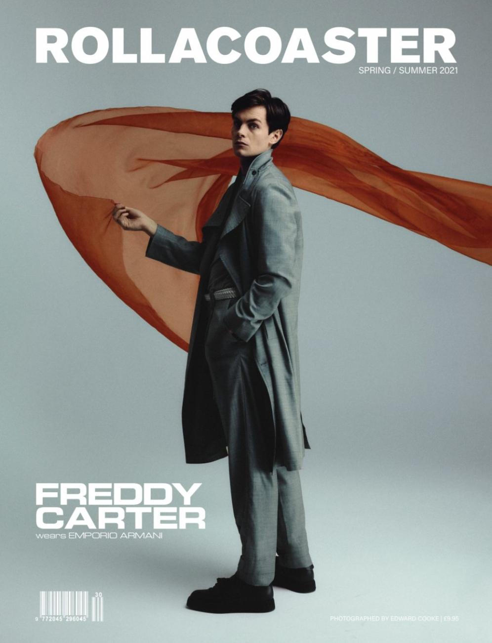 Freddy Carter | Rollacoaster