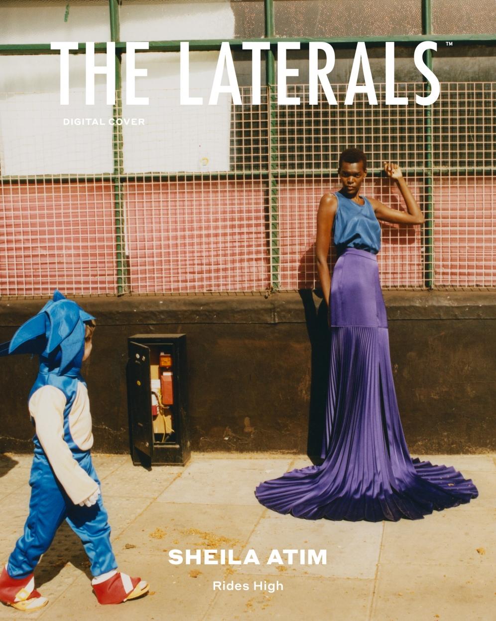 Shiela Atim   The Laterals