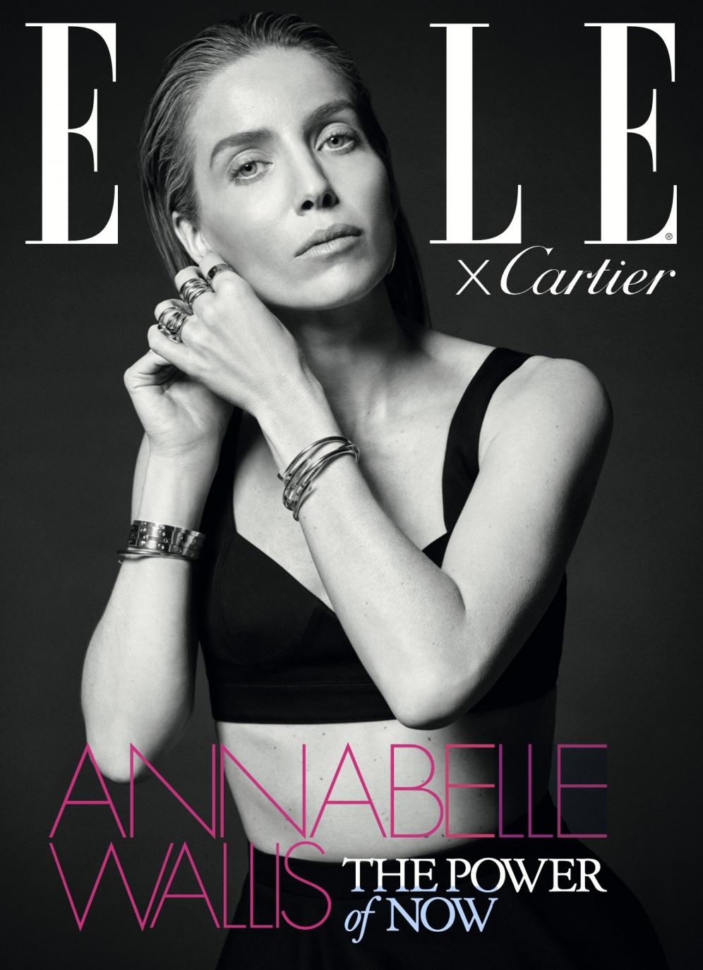 Elle x Cartier