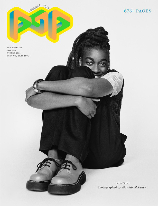 Little Simz   POP Magazine