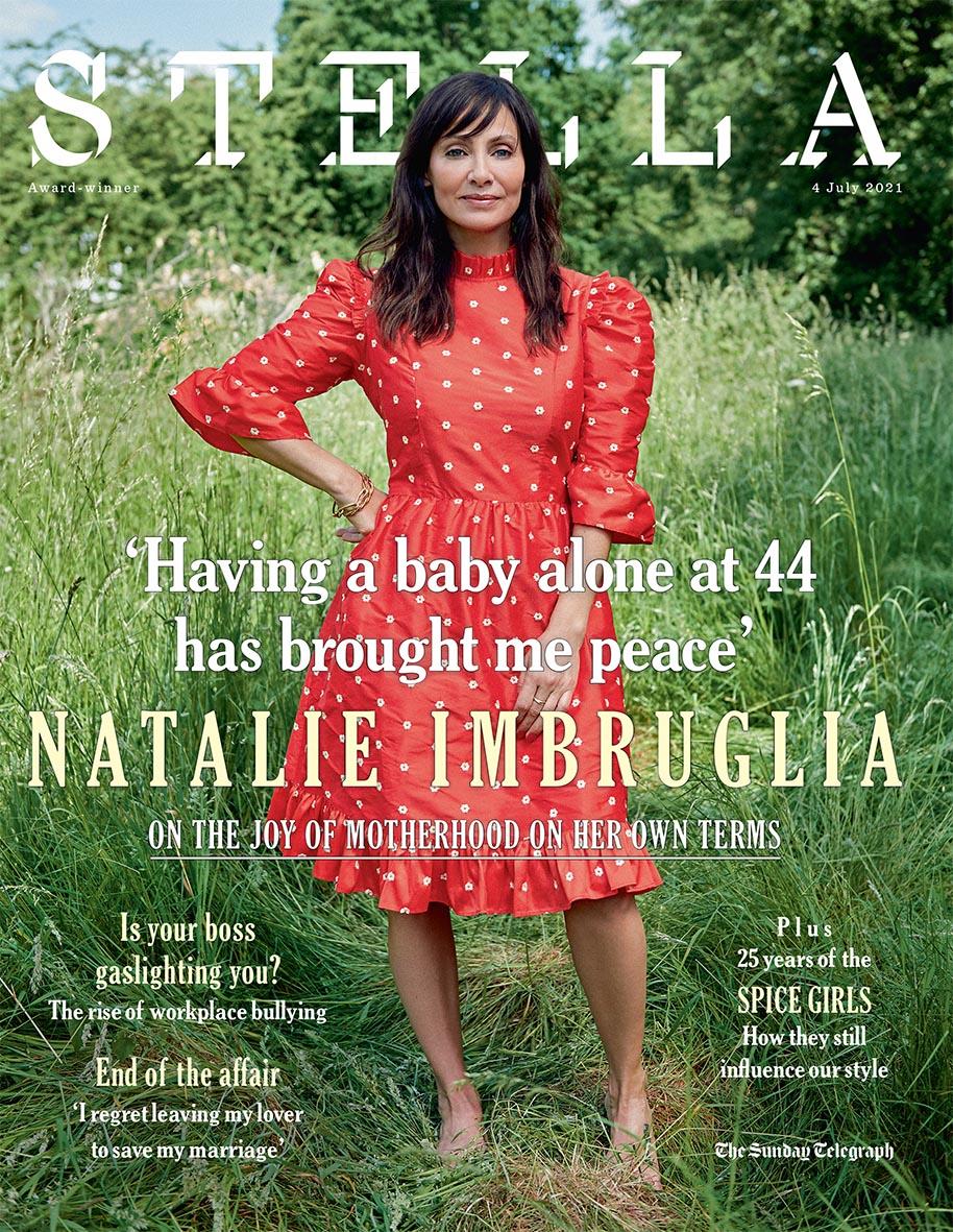 Natalie Imbruglia | Stella Magazine