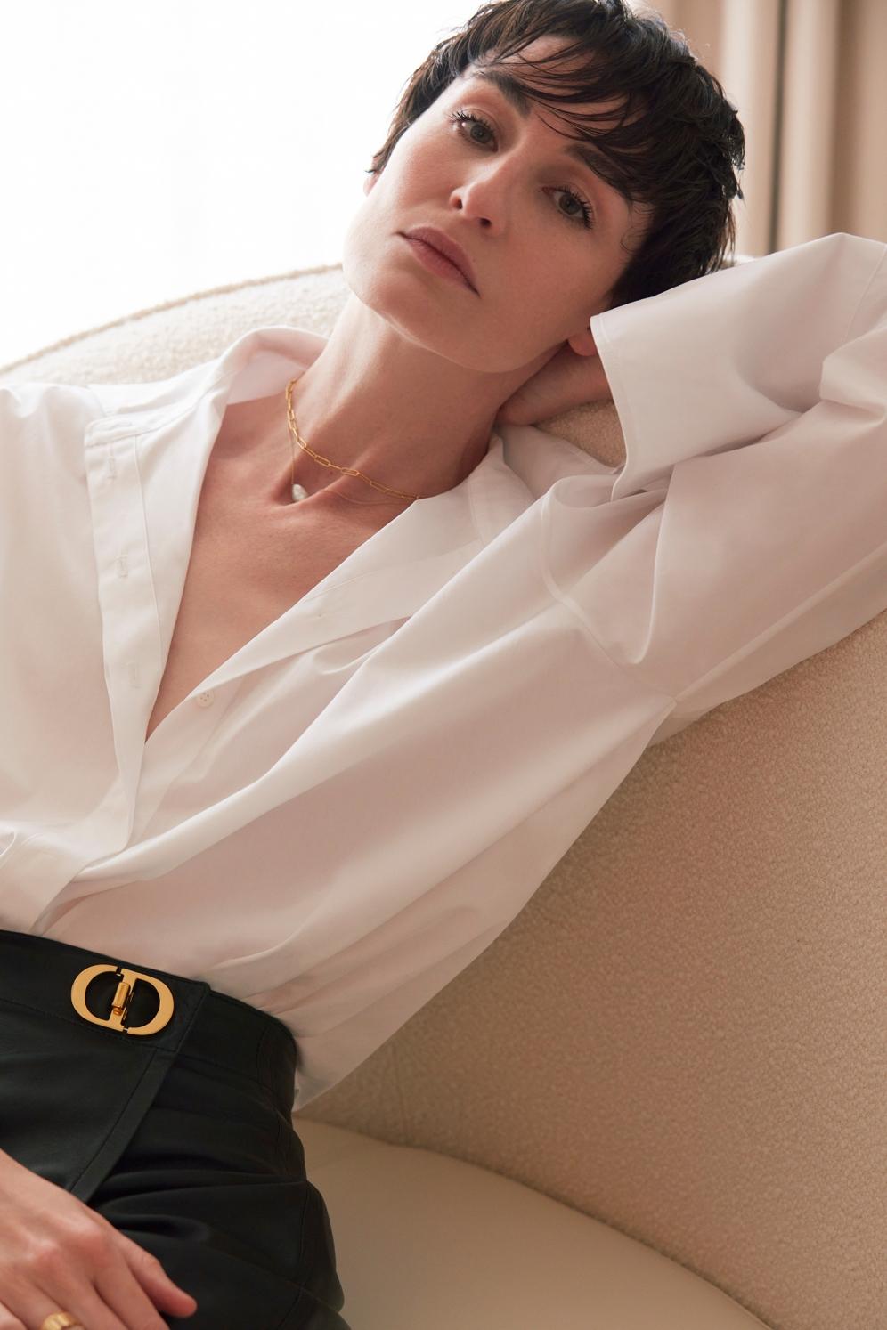 Erin O'Connor x Dior | British Vogue