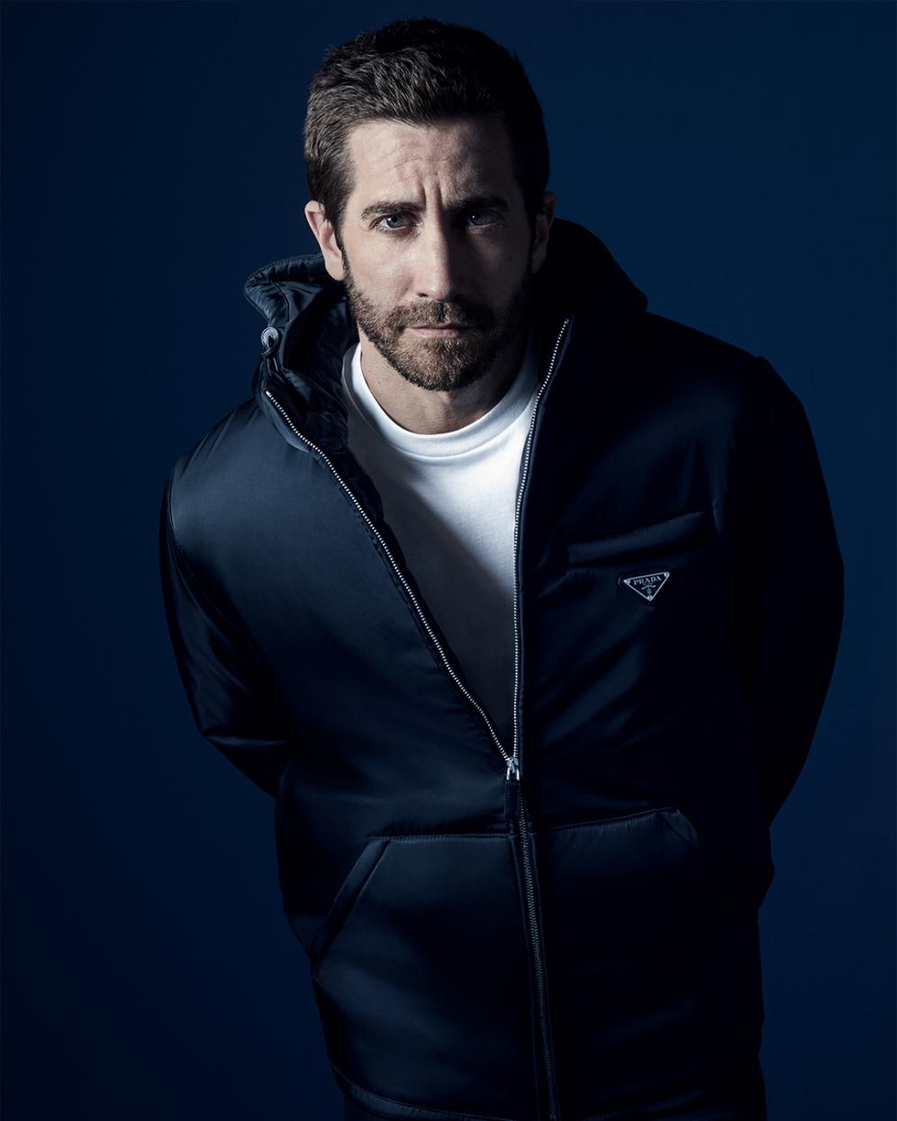 Jake Gyllenhaal for PRADA | Grooming & Skin