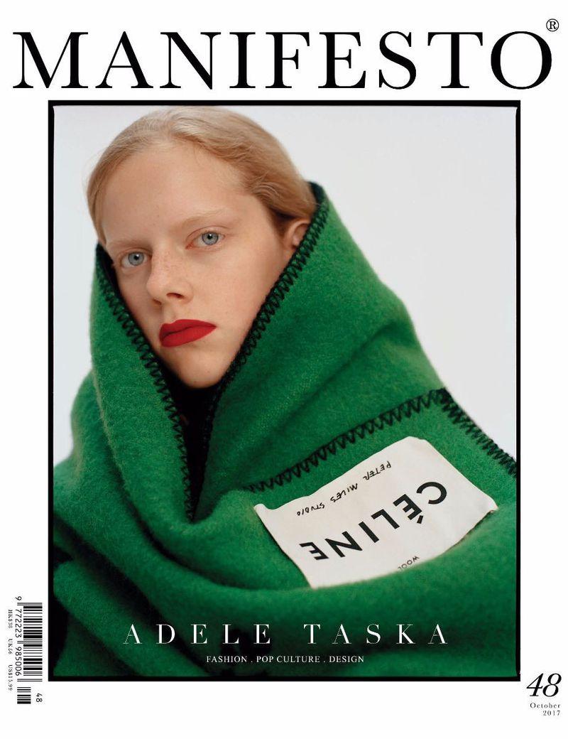 Adele Taska   Manifesto Magazine