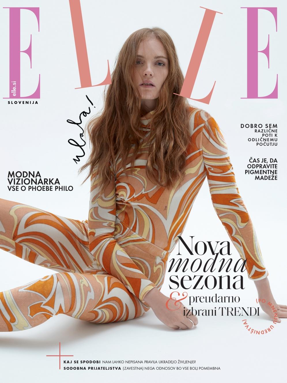 Alexina Graham | ELLE Slovenia
