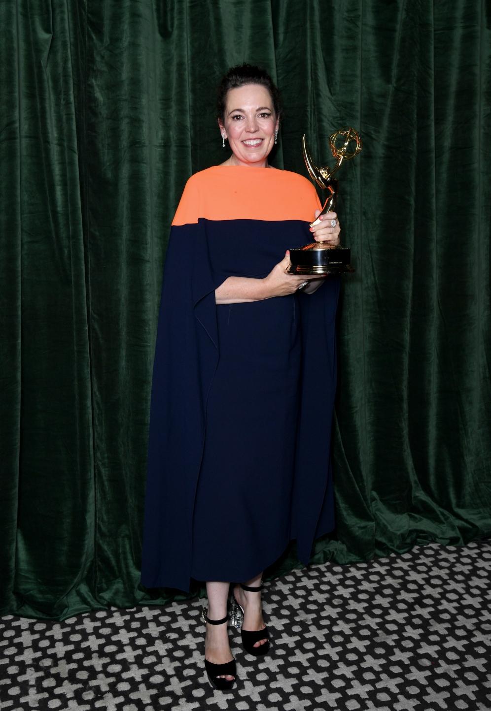 Olivia Colman | Emmy Awards 2021