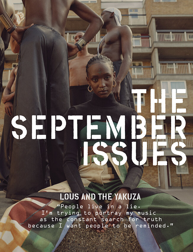 Lous and the Yakuza The September Issues
