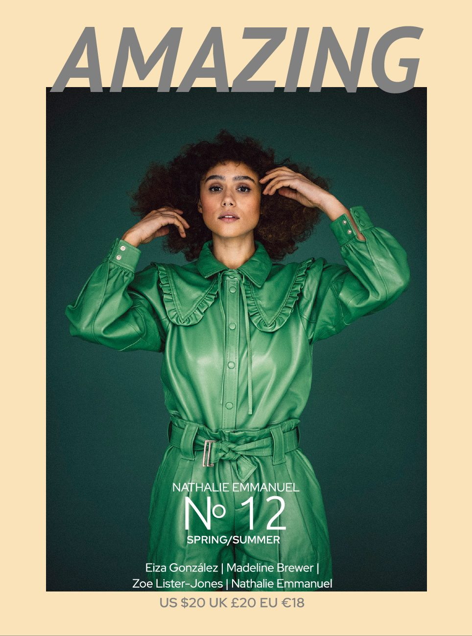 Nathalie Emmanuel | Amazing Magazine
