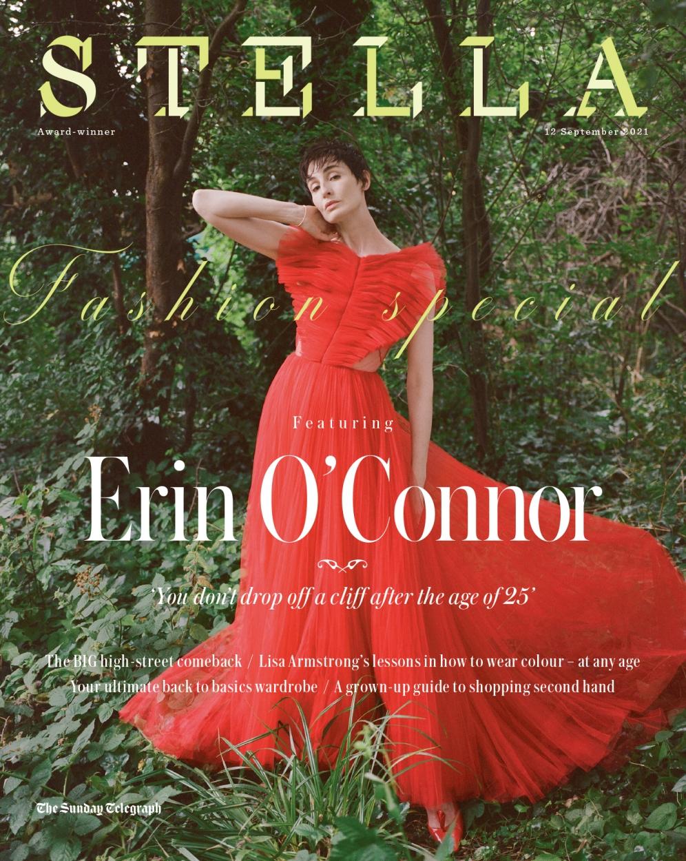 Erin O'Connor | Stella Magazine